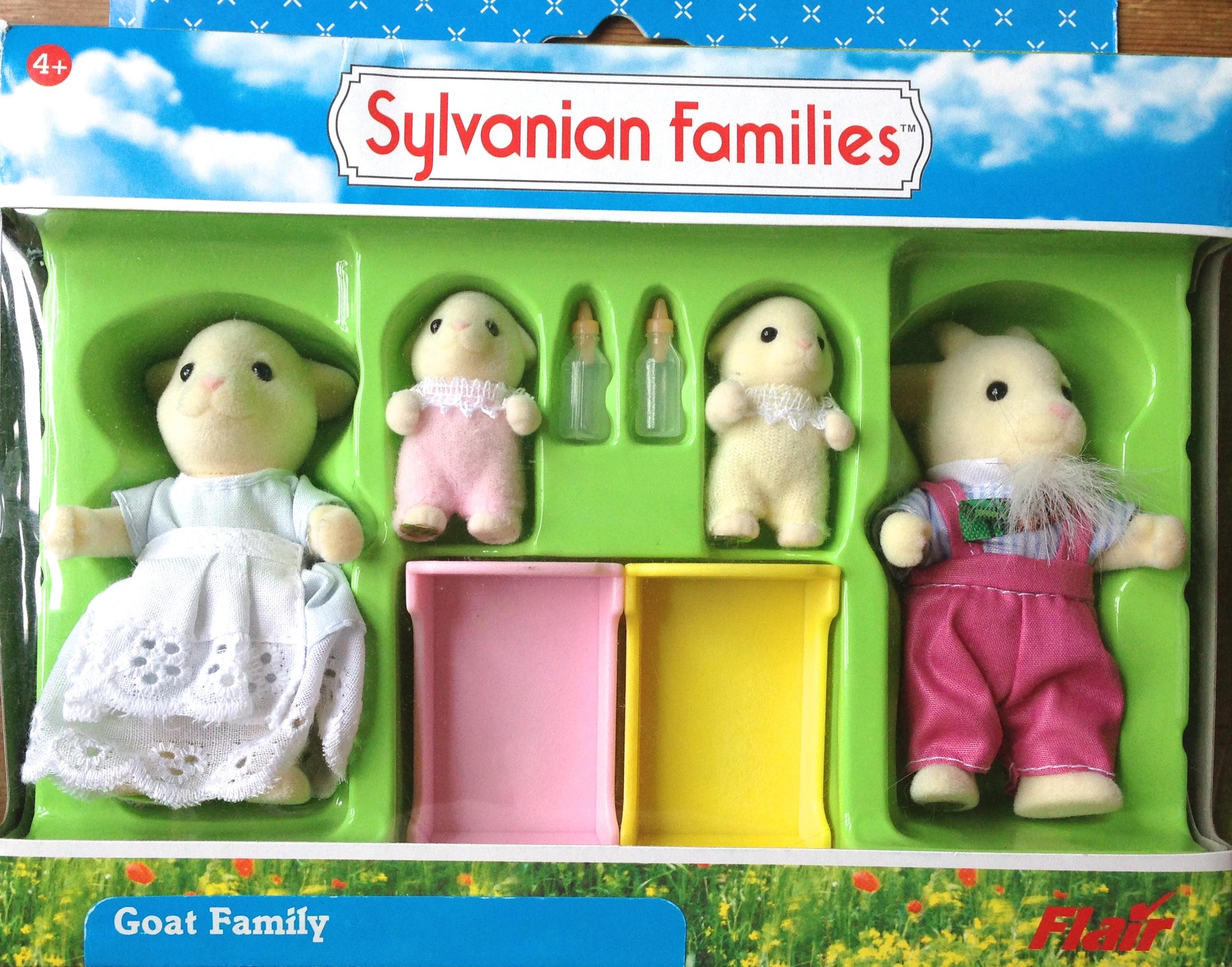 Teddy Bears Amp Friends Sylvanian Families Uk
