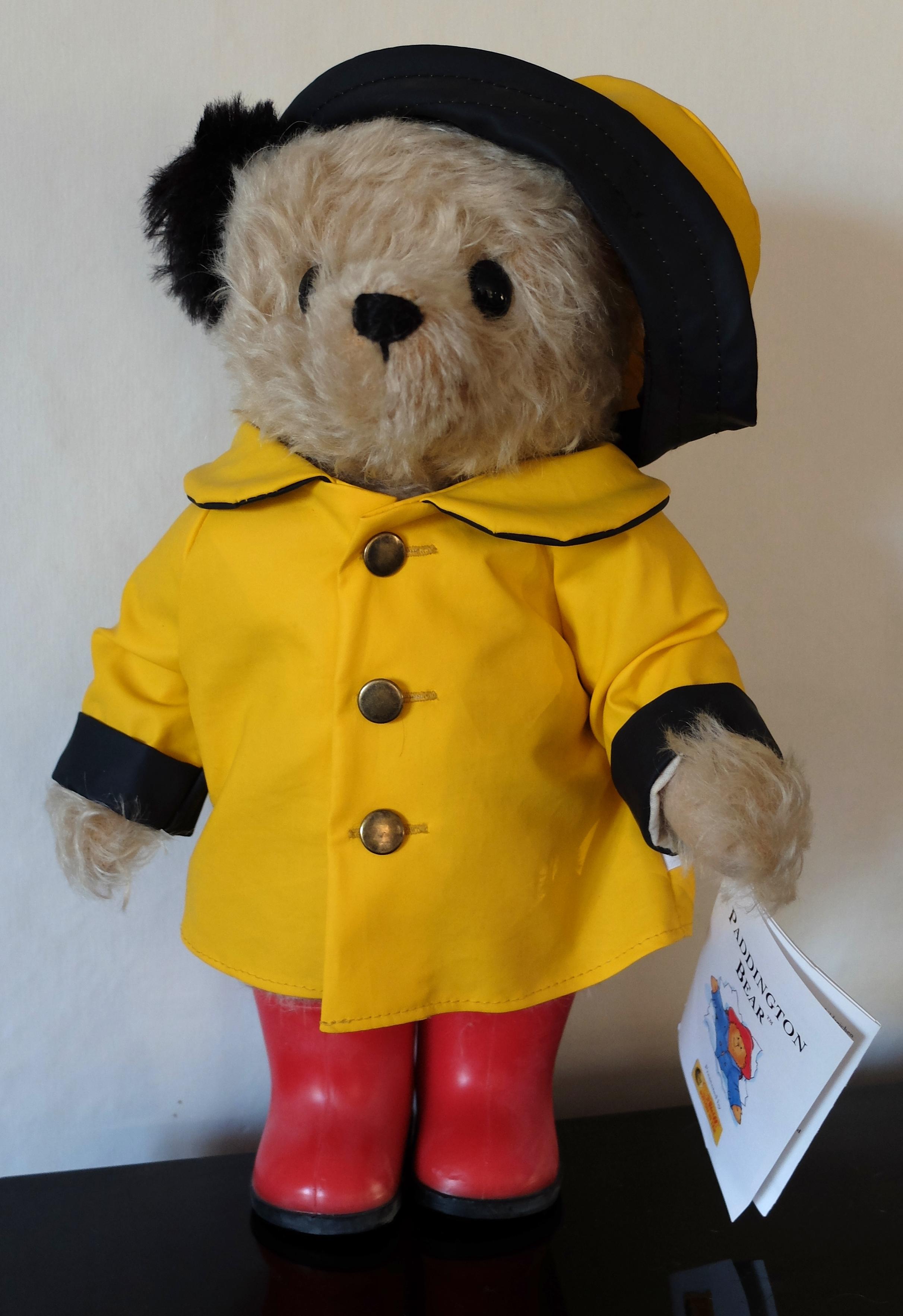 Teddy Bears Amp Friends Steiff Paddington With Sou