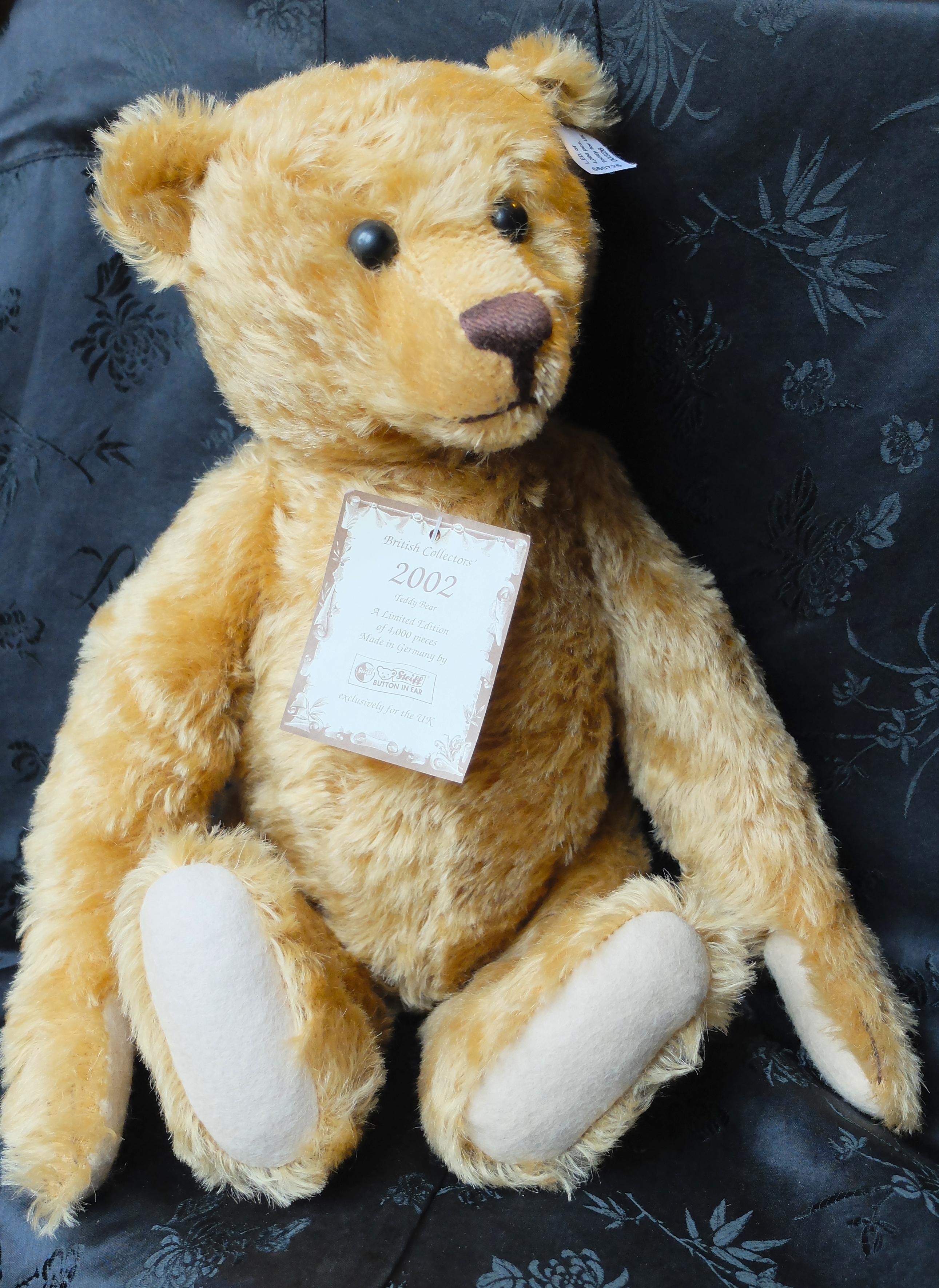 Teddy Bears Amp Friends Steiff British Collectors Teddy