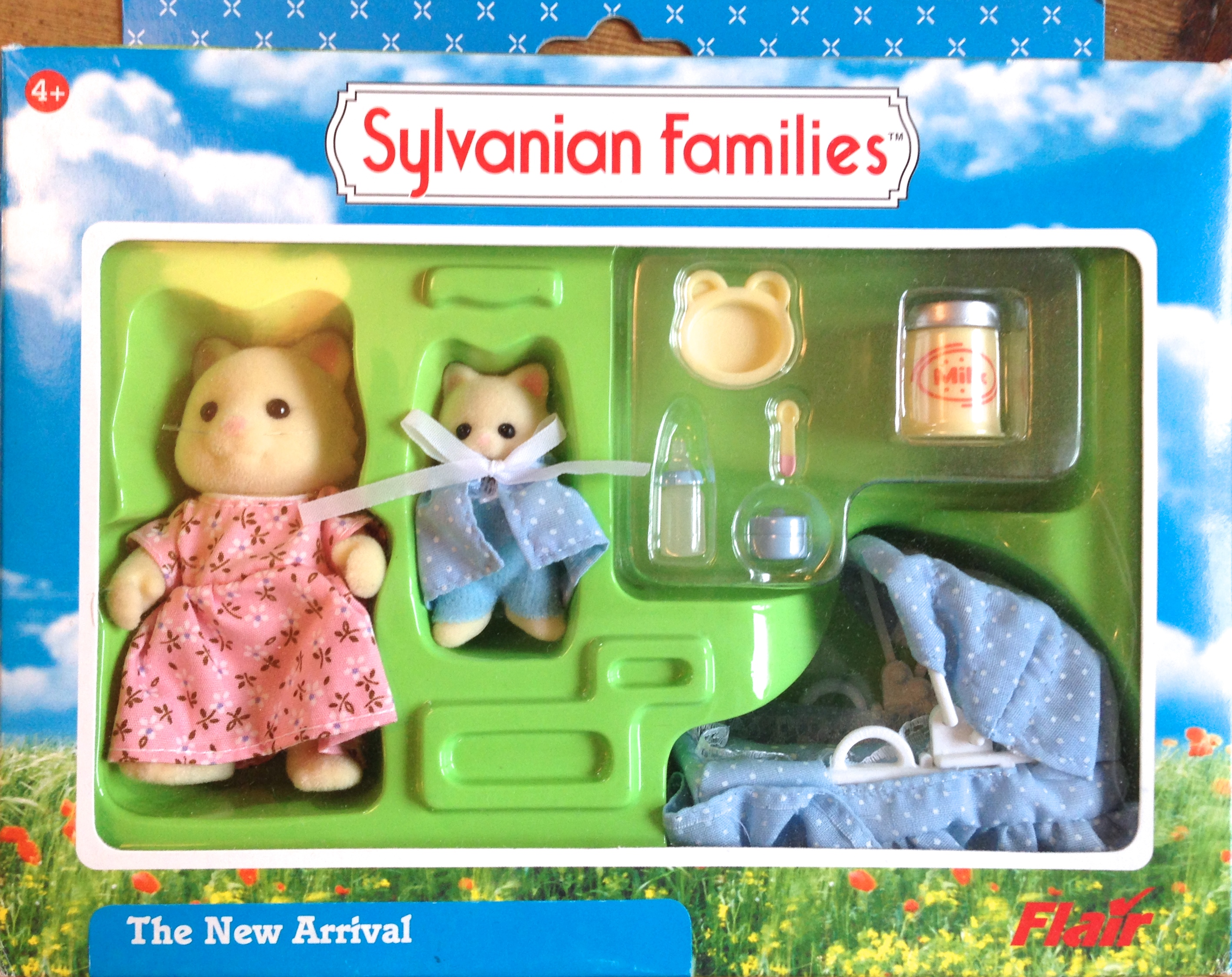 Teddy Bears Amp Friends Sylvanian Families The New