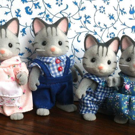 Teddy Bears & Friends | JP Sylvanian Families – Foreign Exchange Students – Koala Student Girl