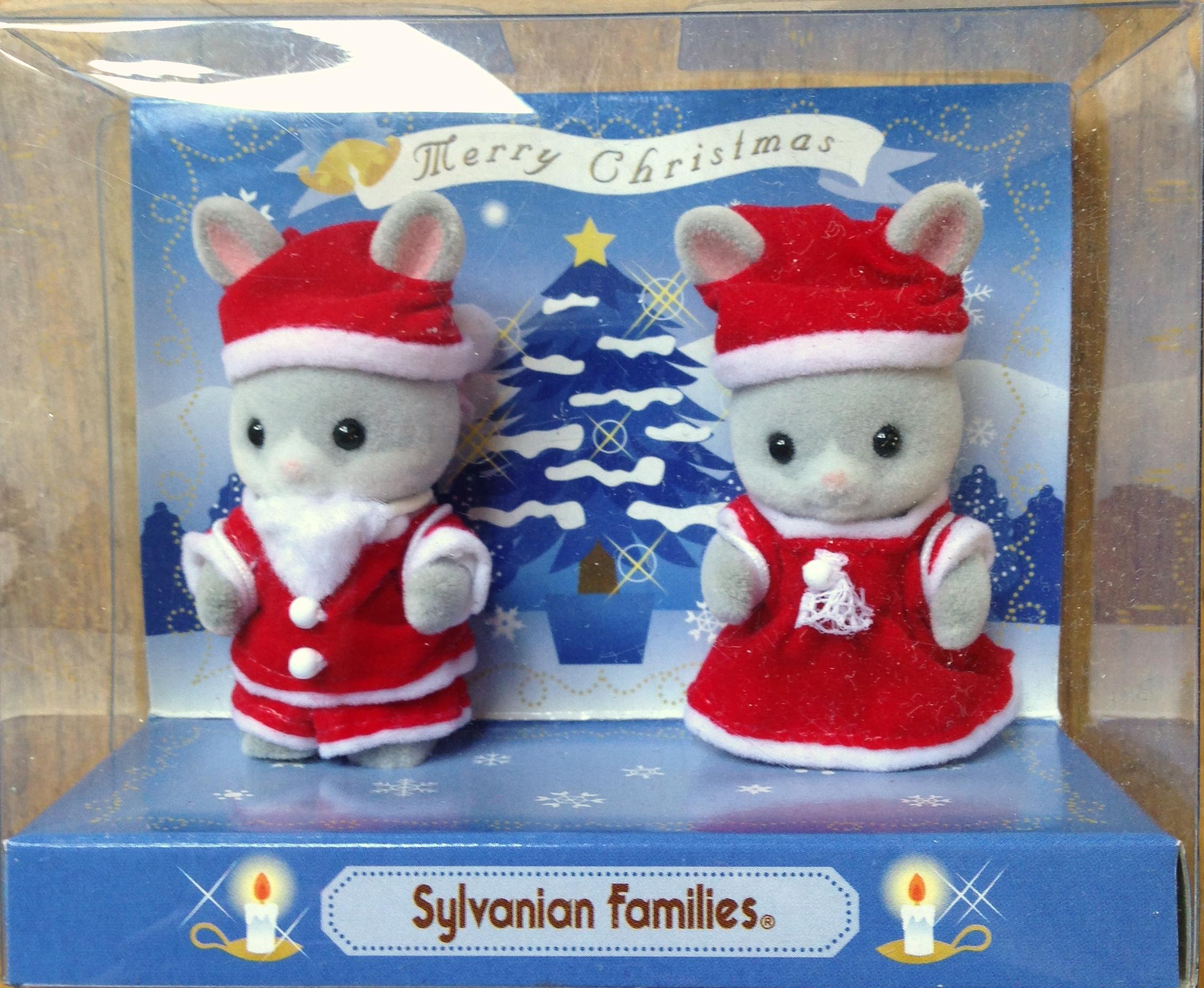 Teddy Bears Amp Friends Jp Sylvanian Families Christmas