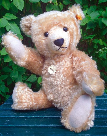 Steiff - Classic Teddy Bear - Years 2000-2002 - EAN 004728