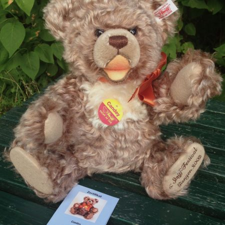Candey Steiff EAN 655609, 6th Festival of Giengen Teddy Bear