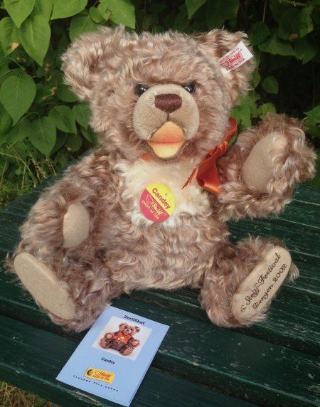 Candey Steiff EAN 655609, 6th Festival of Giengen Teddy Bear