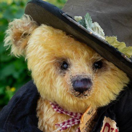 Teddy Bear Dickens by Oz Matilda Bear Co.